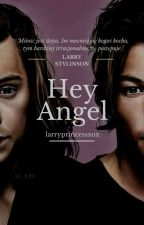 Hey Angel by larryprincessxoxo