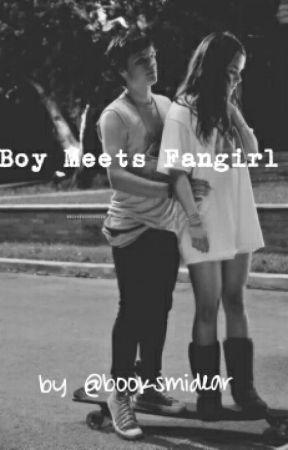 Boy Meets Fangirl by booksmidear