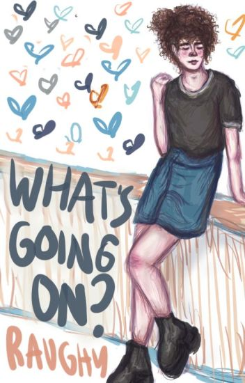 What's Going On??? (Shitposting Book)