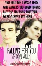 Falling for you. Snowbarry (Editando) by WhenGrantSmiles_