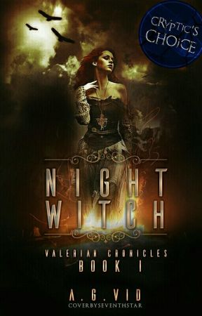 Night Witch by writervid