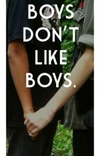 Boys Don't Like Boys. by Princess_IeroWay