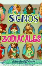 Signos Zodiacales by CottonkandyPrincess