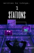 stations | book 1 |  » r. l.  by tchips_