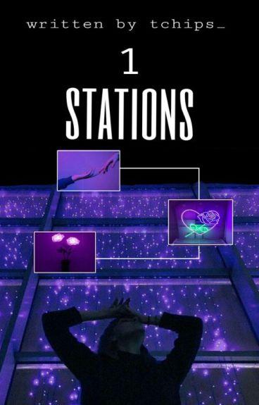 Stations ❥ Rafael Lange