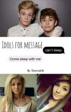 Idols for message | BAM  by Domciak3k