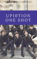 up10tion ; one shot . by prettykook