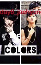 Colors (jikook) Editing  by looppeople