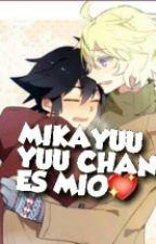 Mikayuu-Yuu chan es mio <3 by micheMi