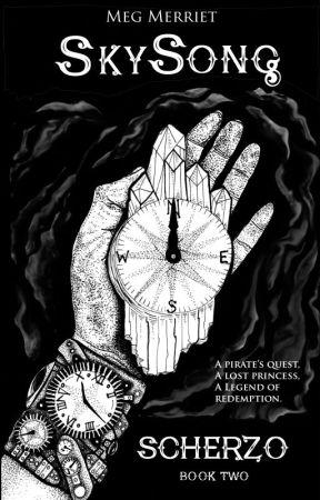 Sky Song II: Scherzo (Fantasy Steampunk Novel) by MegMerriet