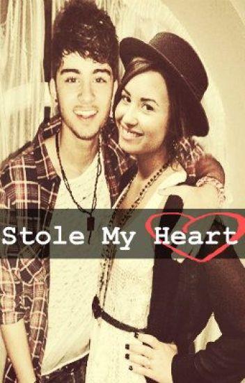 Zayn Malik With Demi Lovato Stole My Heart....
