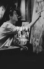 paint boy |very slow updates| by -everlong-