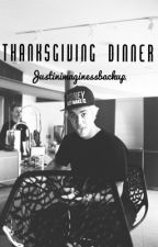 Thanksgiving Dinner by Canadianjerry