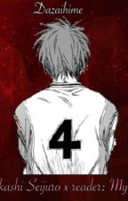My secret: Akashi Seijuro x Reader [editing] by dazaihime