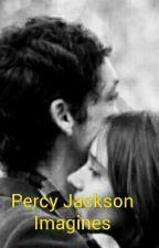 Percy Jackson Imagines by oliviadiana1532