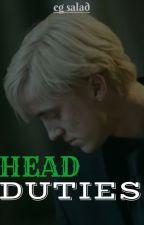 Head Duties by egsalad