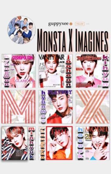 MONSTA X IMAGINES ; ON HOLD
