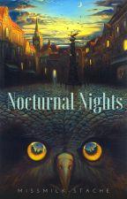 Nocturnal Nights ( Harry Potter ~ Marauders Era ) by MissMilk-Stache