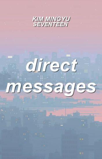 direct messages | kim mingyu