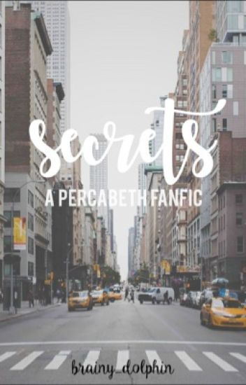 Secrets | Percabeth AU