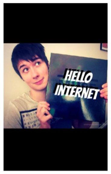 Hello Internet (Dan Howell X Reader)