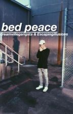 bed peace c.d/j.b by dreamvillegangsta