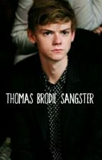 Thomas Brodie Sangster by Olacyadika