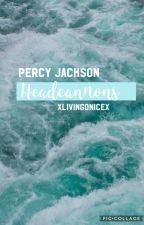 Percy Jackson Headcannons by XLivingOnIceX