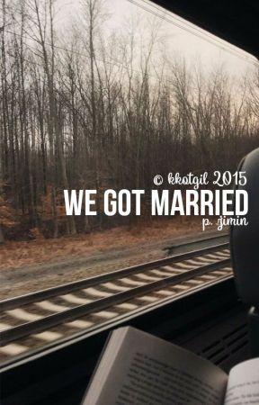 we got married | park jimin by kkotgil