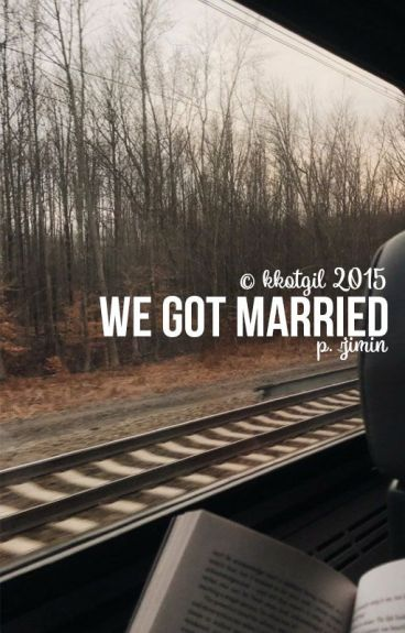 we got married → p.j.m