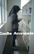 Amnesia by MyaAmeera