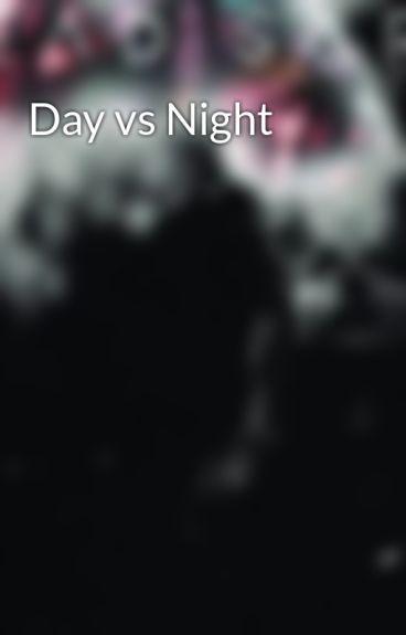 Day vs Night by elizersjoy