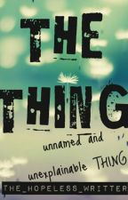 The Thing by _Dreammaniac_