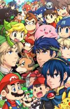 Super Smash Bros X Reader by princess_kamui