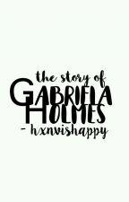 Gabriela Holmes by hxnvishappy