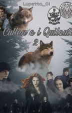 I Cullen e i Quileutes 2 by Lupetta_01