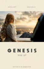GENESIS ↠ Bellamy Blake by -bobbimorse