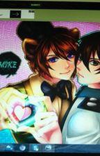 Freddy x mike the love story by bonniebunny19871983