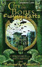 City of Bones - funny parts by Cathie0602