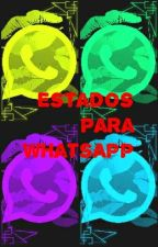 estados Para WhatsApp *terminada* by Coniitanza16_love