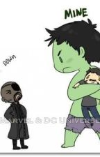 Behind The Walls Of Avengers Tower (Avengers Fan Fic) by ScottSummersGirl
