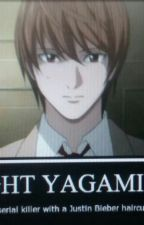 Your Mine (Light Yagami X Reader ) * Lemon * by Myelegantmiss