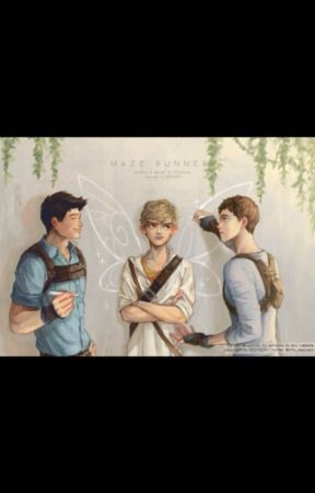 The maze runner when the sky falls down by aphroditebartels