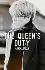 The Queen's Duty (BTS Smut) by parklinda