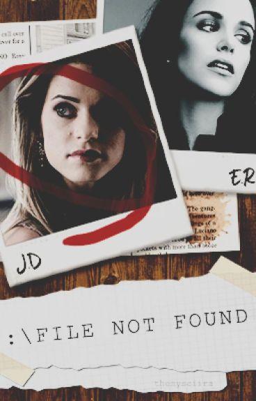 File Not Found | II | b. barnes | ✔️