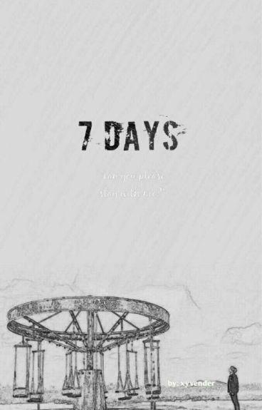 방탄소년단 ; 7 Days [Malay Kpop FF]  COMPLETED 
