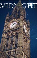 Midnight- A Cinderella Retelling by Theresamm