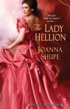 The Lady Hellion -- A Sneak Peek! by joannashupe