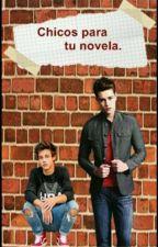 Chicos Para Tus Novelas by BellovesBen