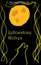 Yellowstone Wolves by Animalover336